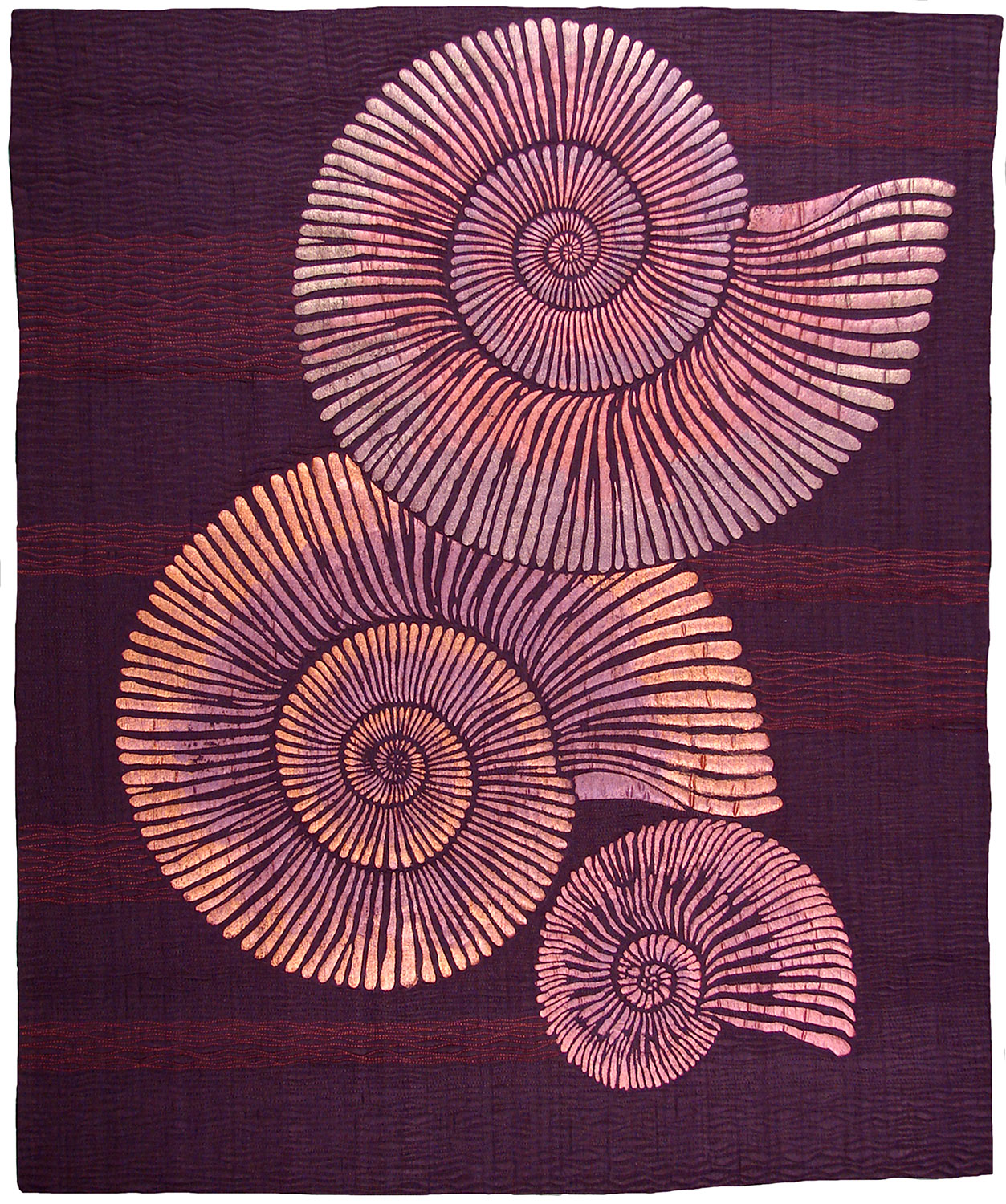 """Three Ammonites"""