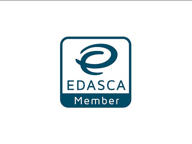 - EDASCA SCE ist eine europäische Genossenschaft für Smart City / Smart Region-Anwendungen. Als Einkaufs- und Vertriebsplattform ist sie das Bindeglied zwischender IT-Industrie, den regionalen klein- und mittelständischen IT-Unternehmen sowie den Kommunen, Behörden und Verbänden.