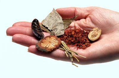 chinese herbs treat migraines, allergies, asthma IBS, and insomnia.