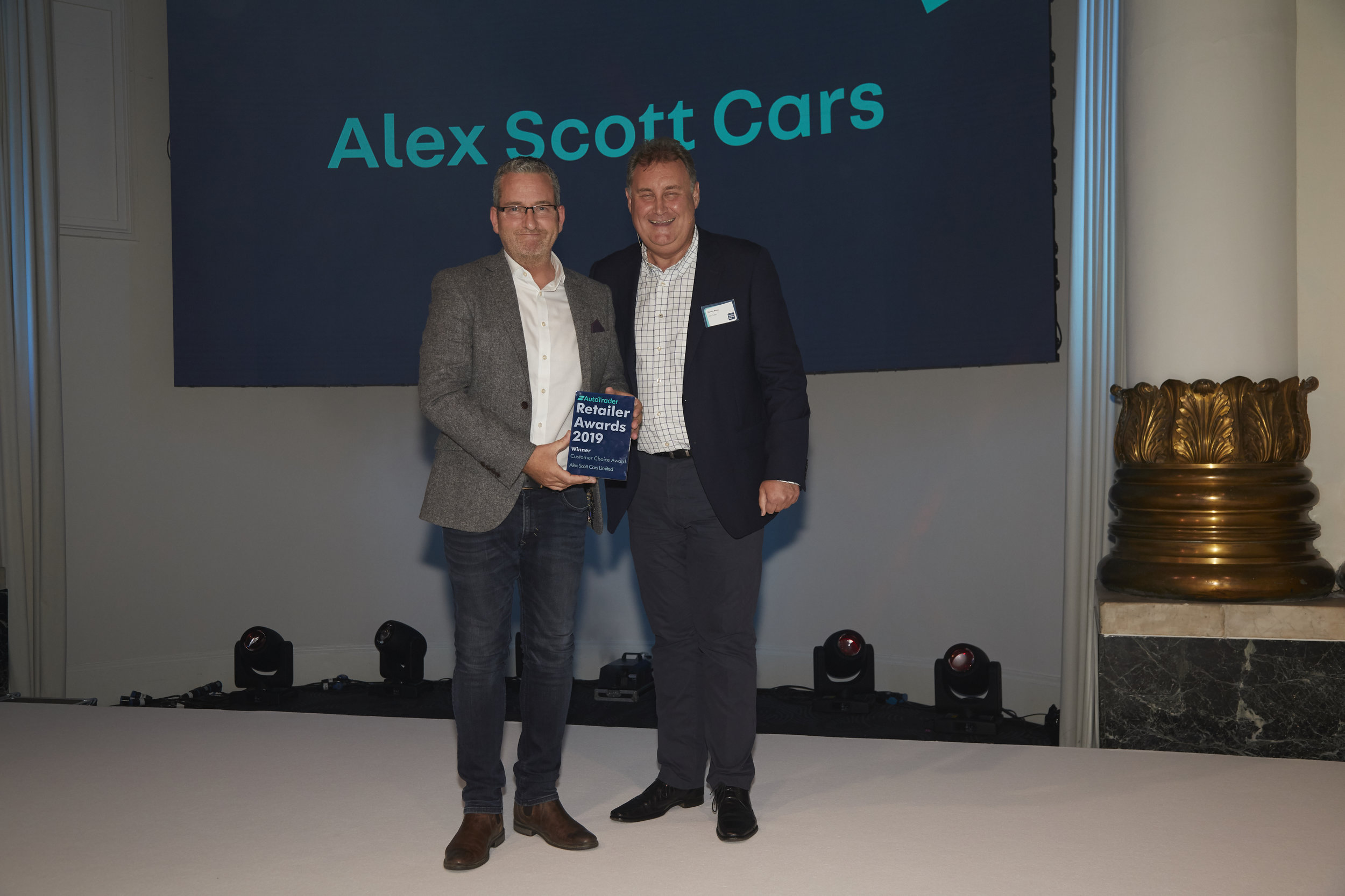 Customer Choice Award (50-100 cars)
