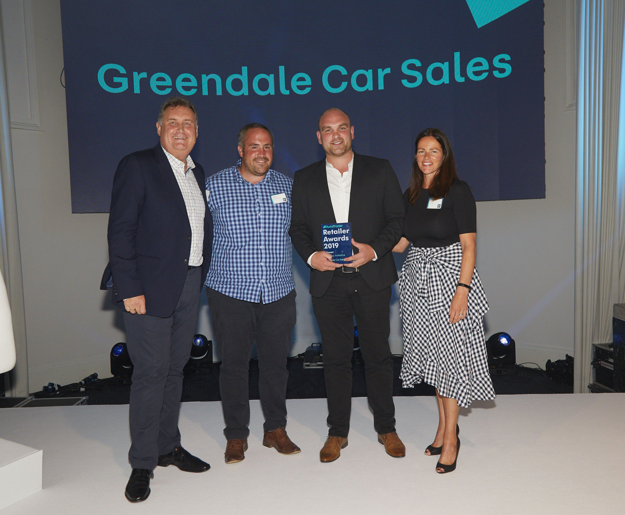 Business Initiative of the Year (under 50 cars)