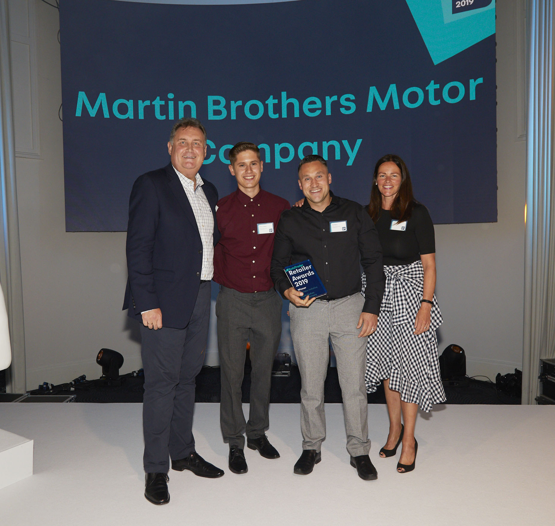 Business Initiative of the Year (50-100 cars)