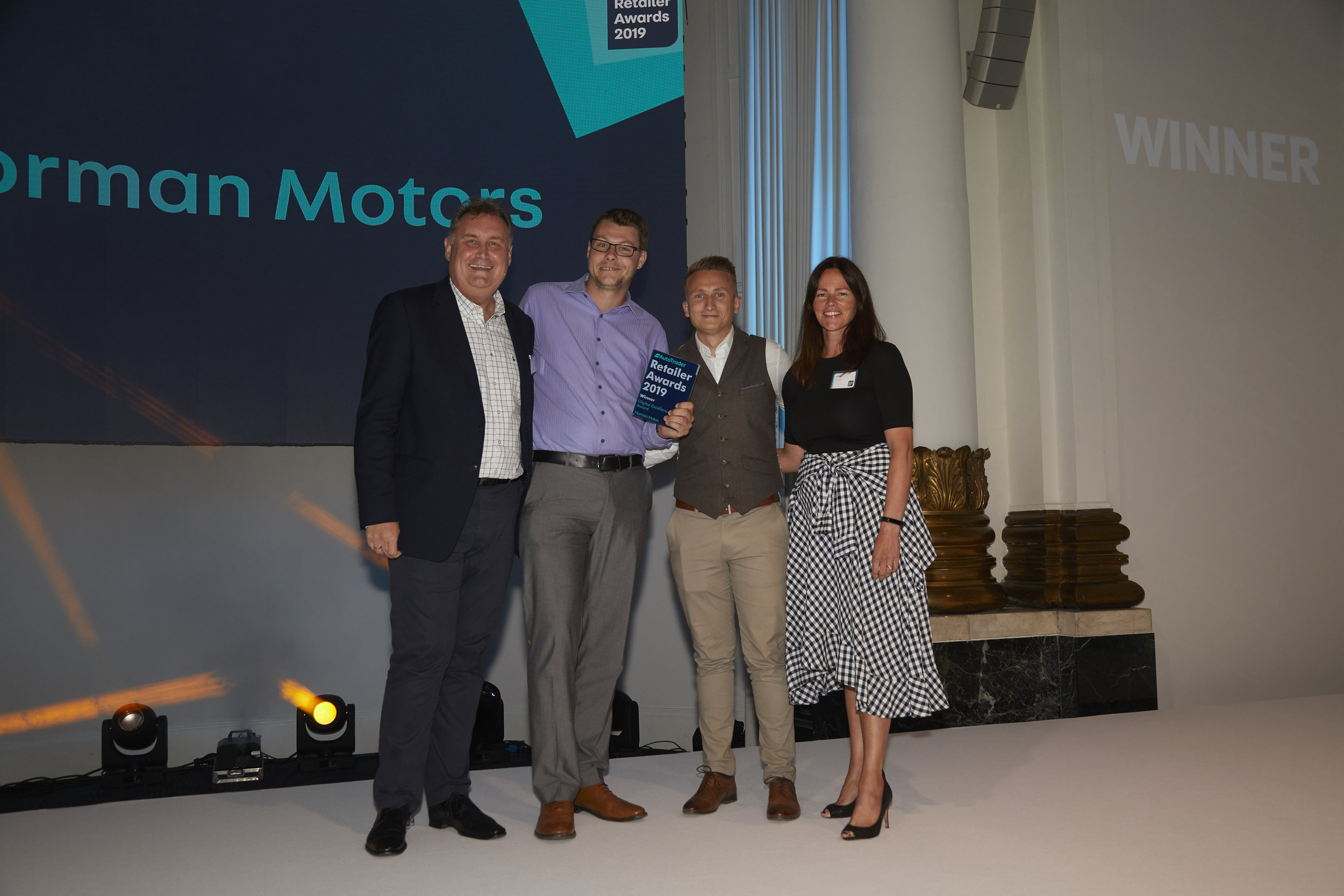 Digital Excellence Awards (50-100 cars)