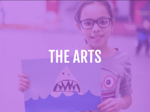 From theater to dance to painting, we have something to inspire every child and foster their creativity.