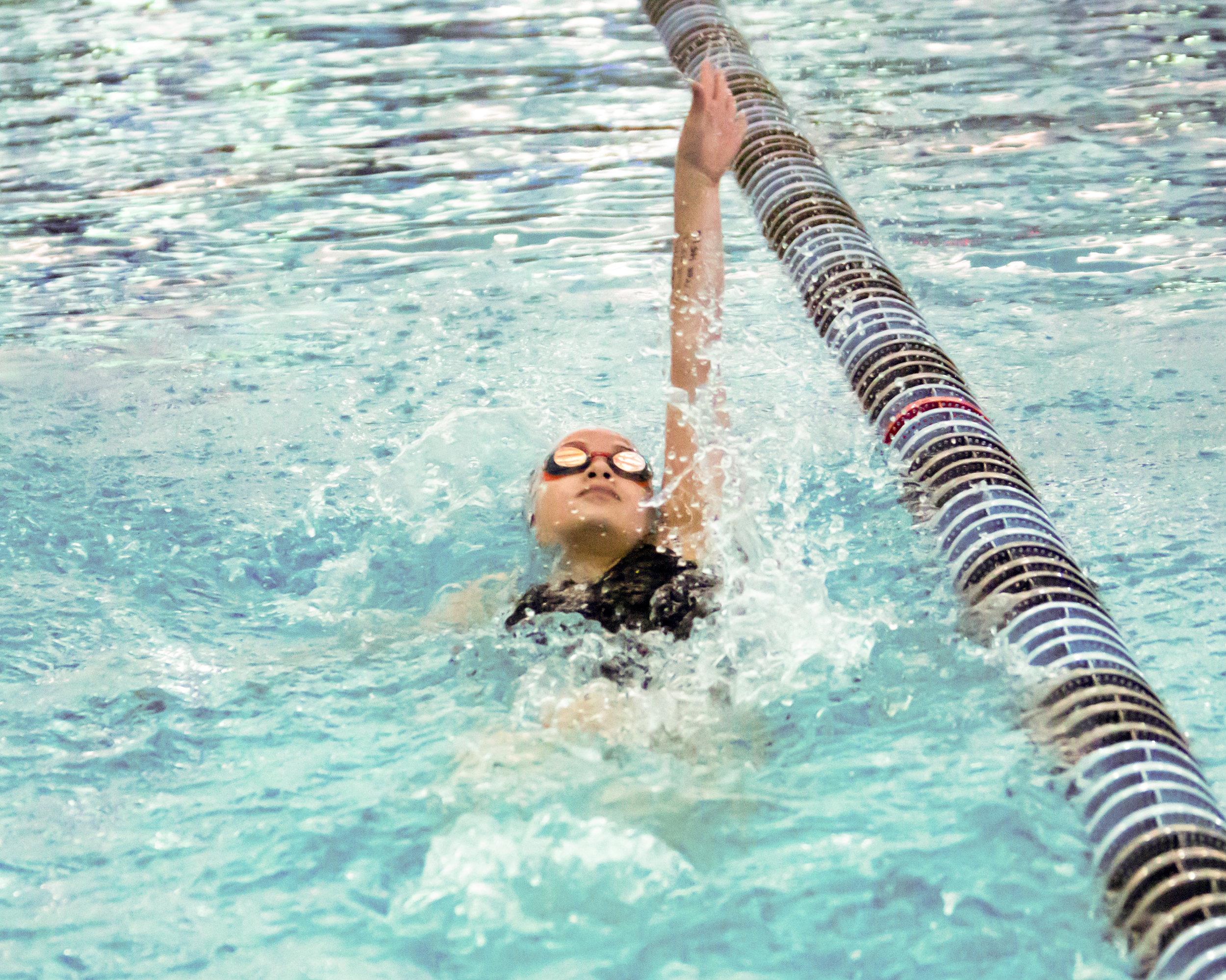 Adult Swim Lessons NYC