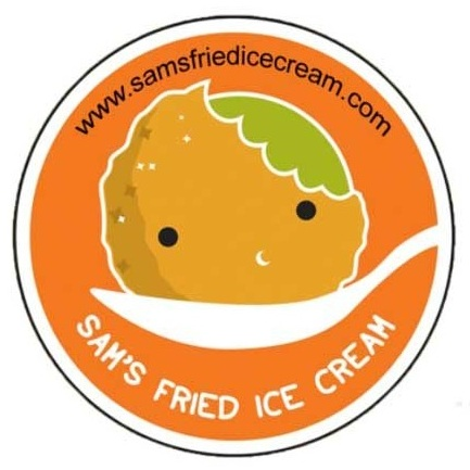 Sams fried ice cream logo.jpg