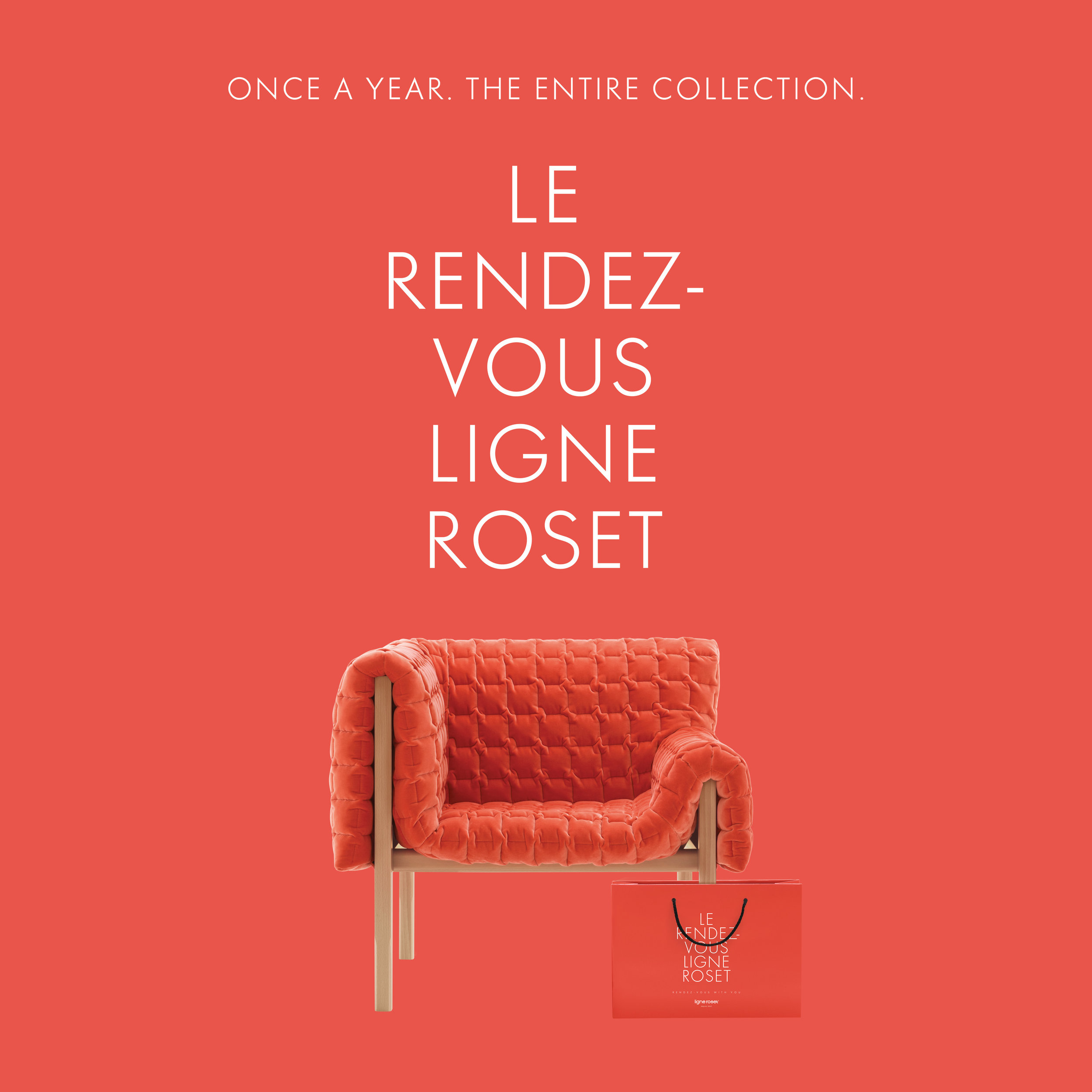 20% OFF LIGNE ROSET'S ENTIRE COLLECTION | SEPTEMBER 13TH - 24TH | IN STORE & NEW ORDERS EXCLUSIONS APPLY