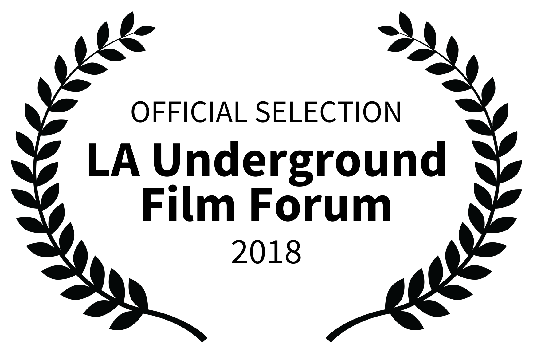 OFFICIAL SELECTION - LA Underground Film Forum - 2018.png