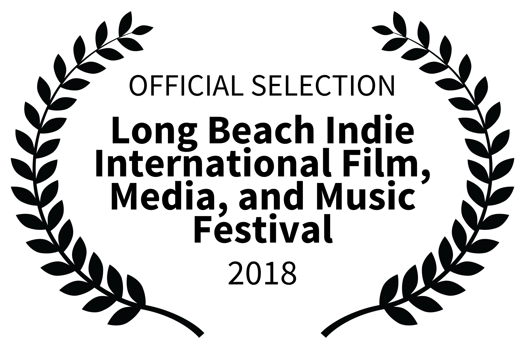 OFFICIAL SELECTION - Long Beach Indie International Film Media and Music Festival - 2018.png