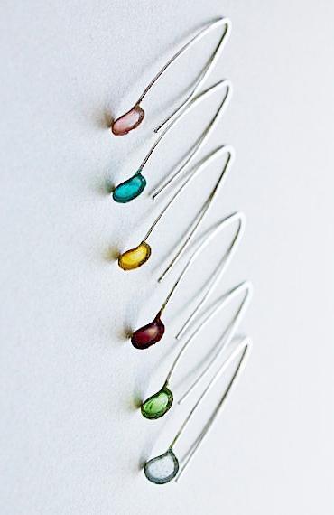 Pond Earrings