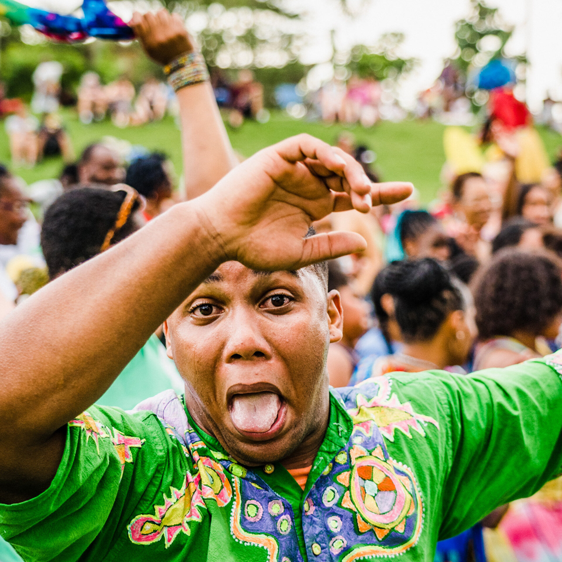 CULTURE - Caribbean Vibes Reggae Festival at The Gathering Place..