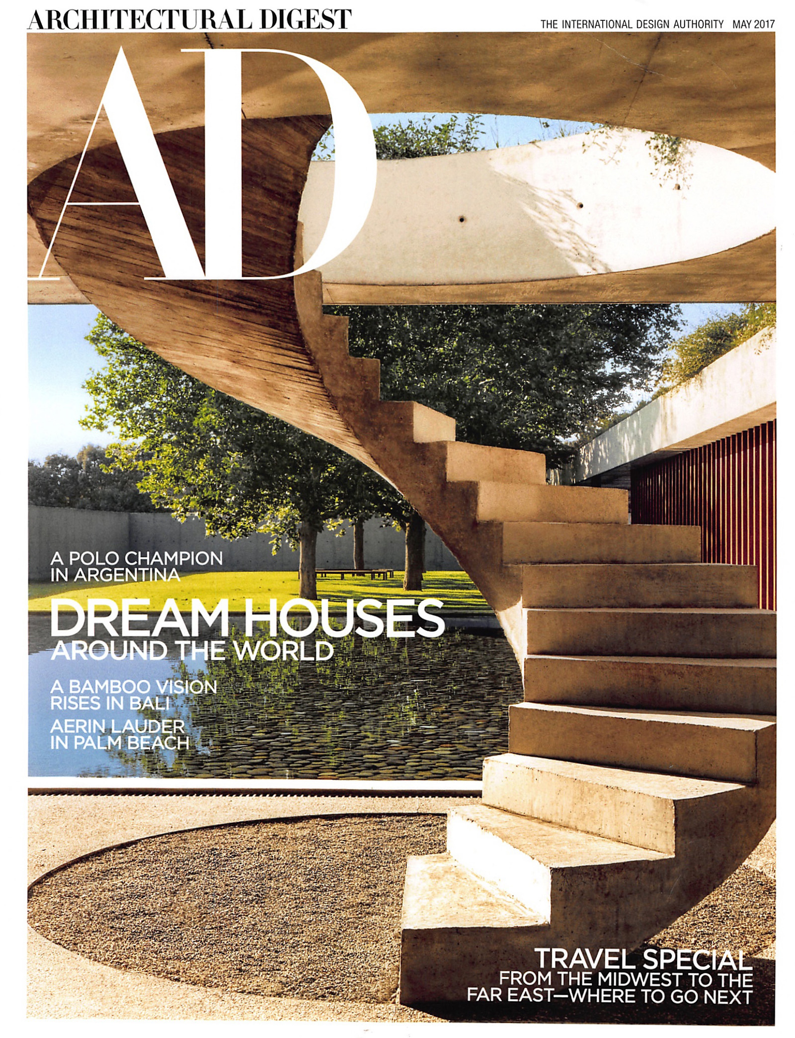 ADVERTISE HOME ARCHITECTURAL DIGEST