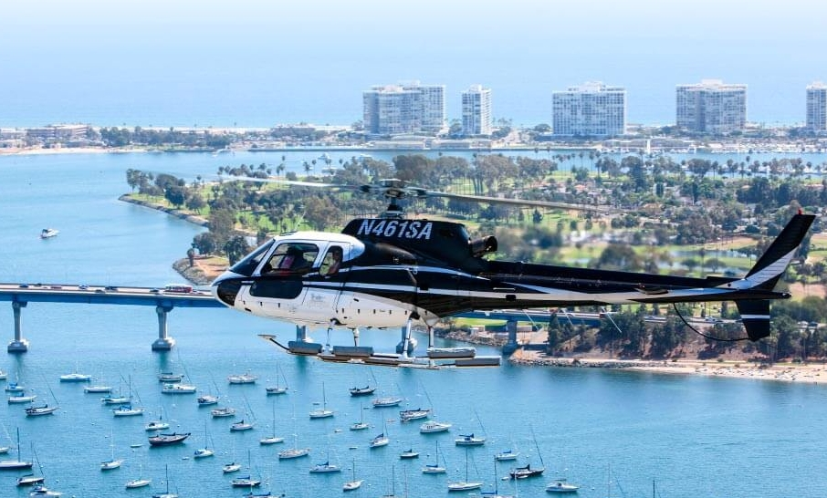 helicopter TOURS SAN DIEGO