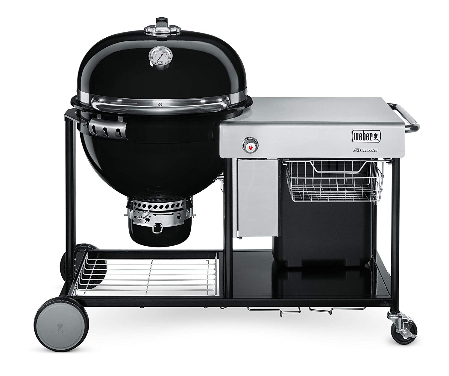 Weber 18501001 Summit Charcoal Grilling Center