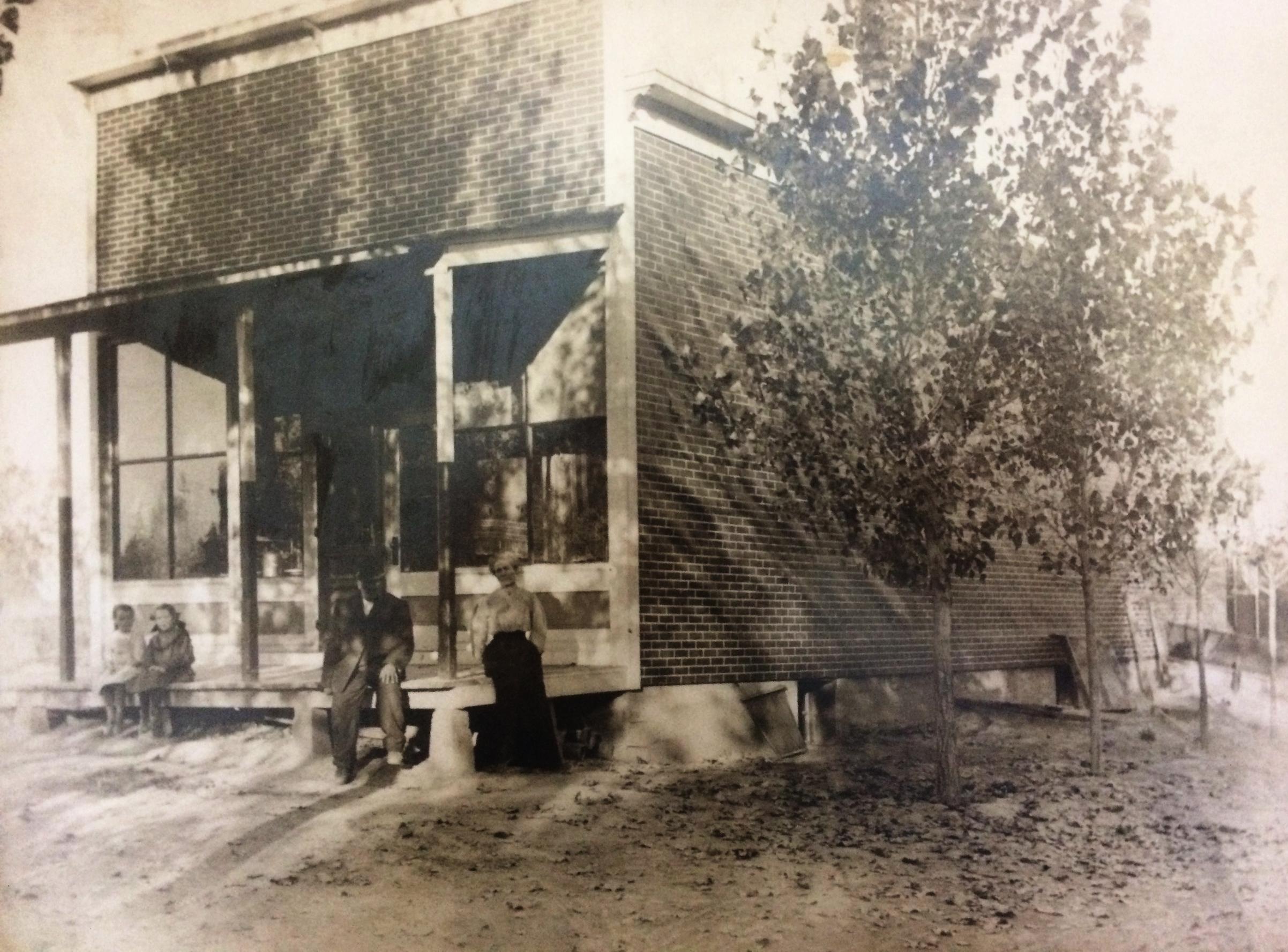 Appleton Store 1909