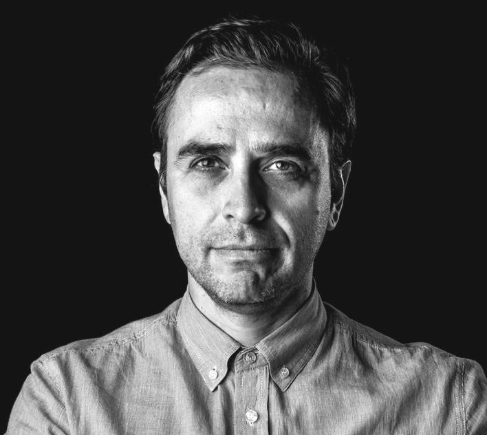 Marco Walls  Creative Director, gyro
