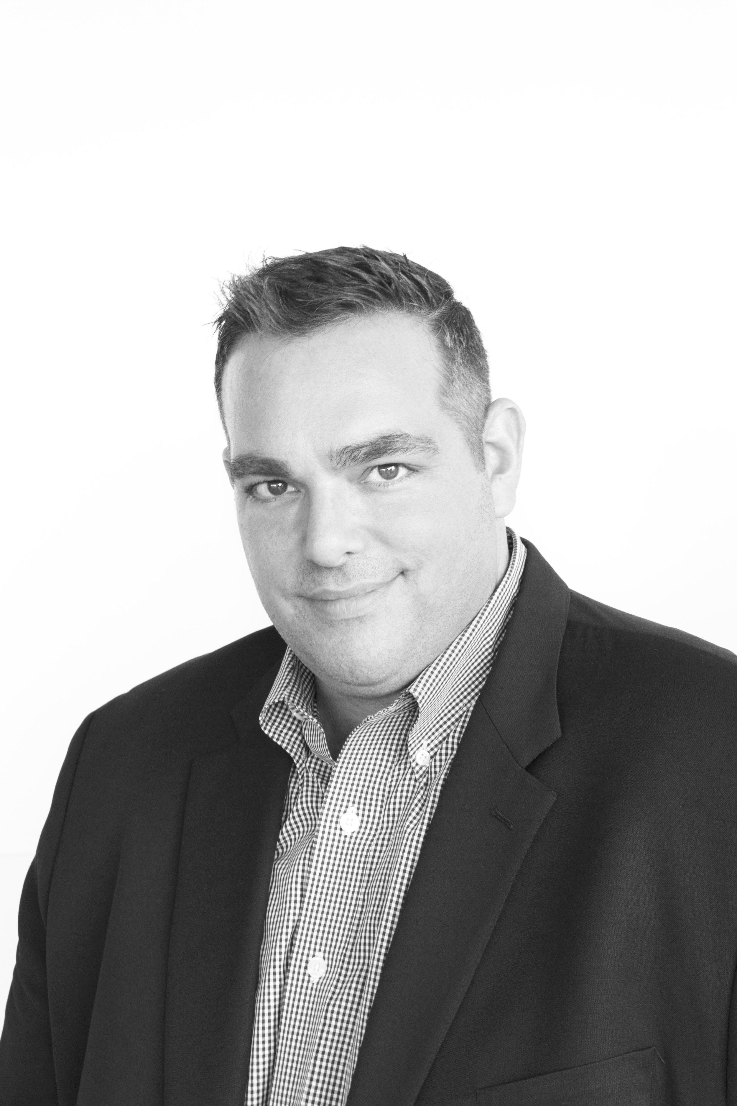 Craig Cimmino  Executive Creative Director, McgarryBowen