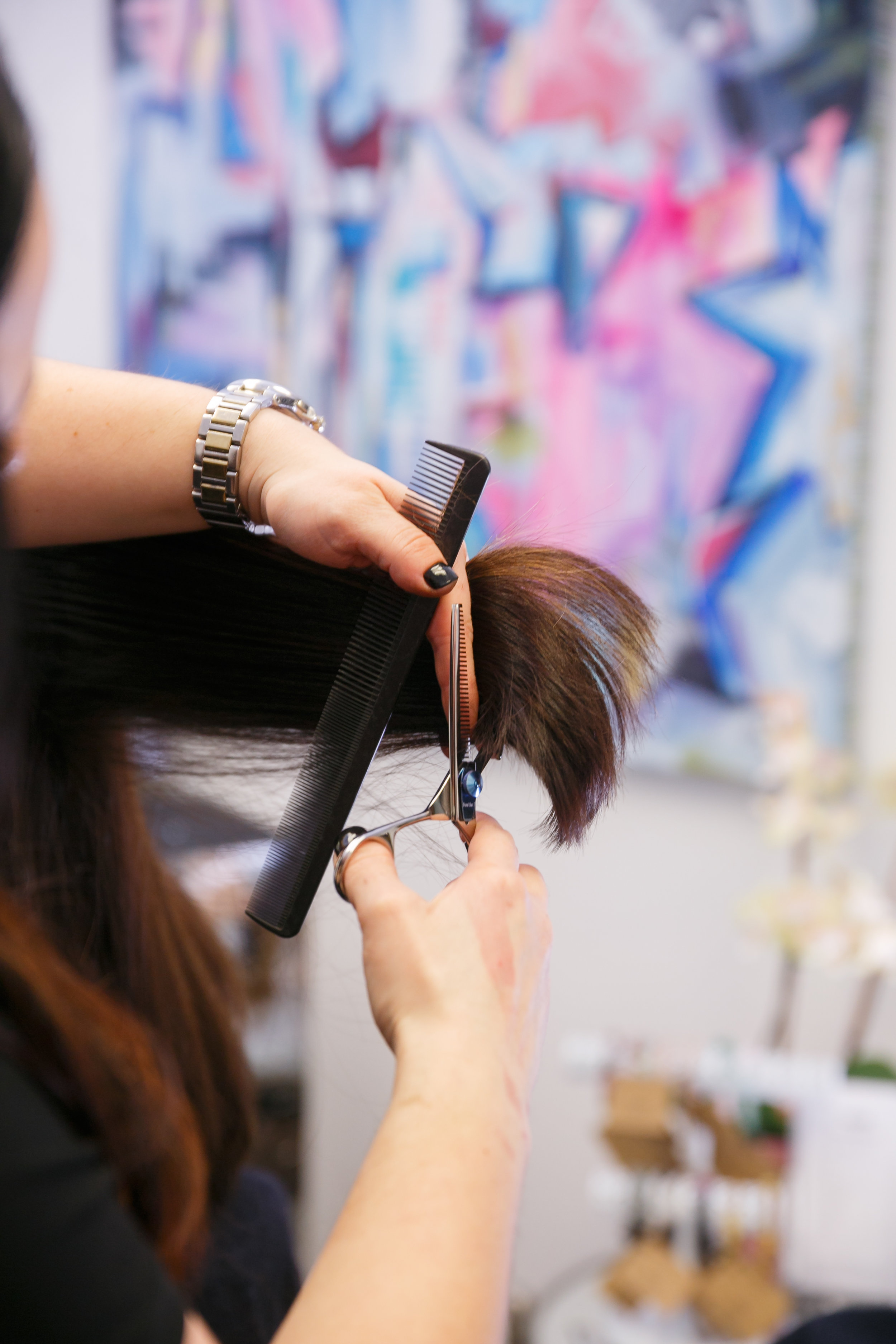 Cut & Style - Blow Dry- $40Haircut and Blow Dry- $65+Iron Styling- $25Upstyle- $85+Extension Styling- $50+