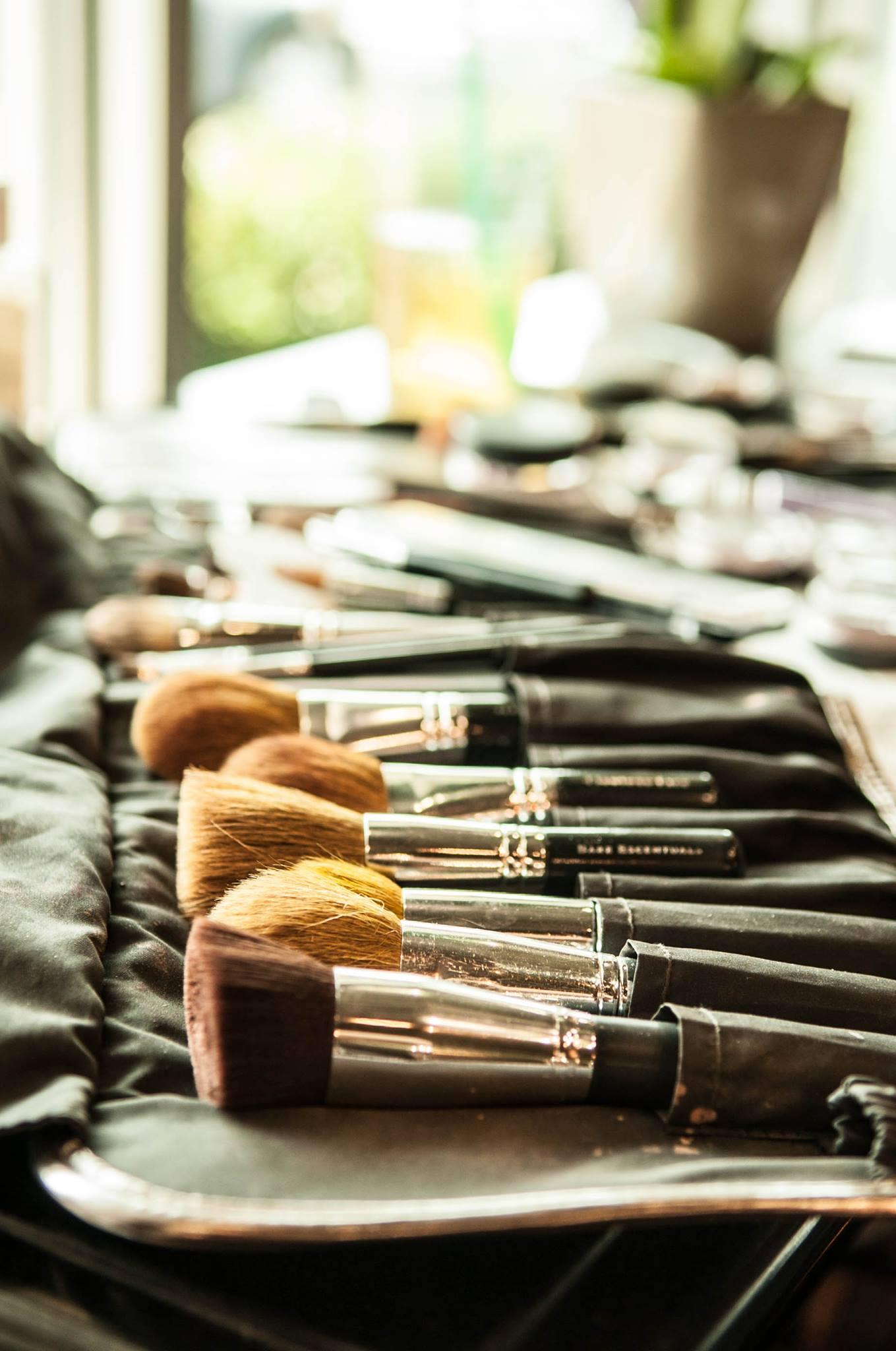Makeup - Lesson- $100+Application- $120+