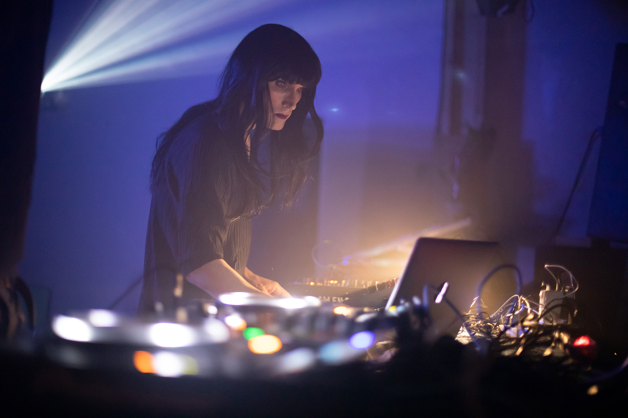 Tæchno Live: Rrose (US) - 08/03/2019