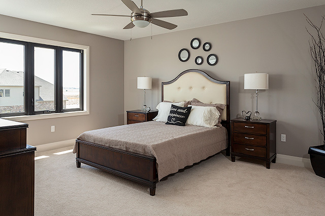 The Sterling Master Bedroom