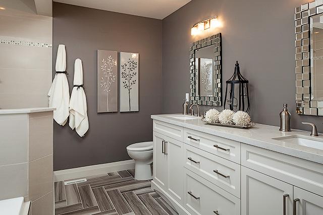 The Sterling Ensuite Bathroom