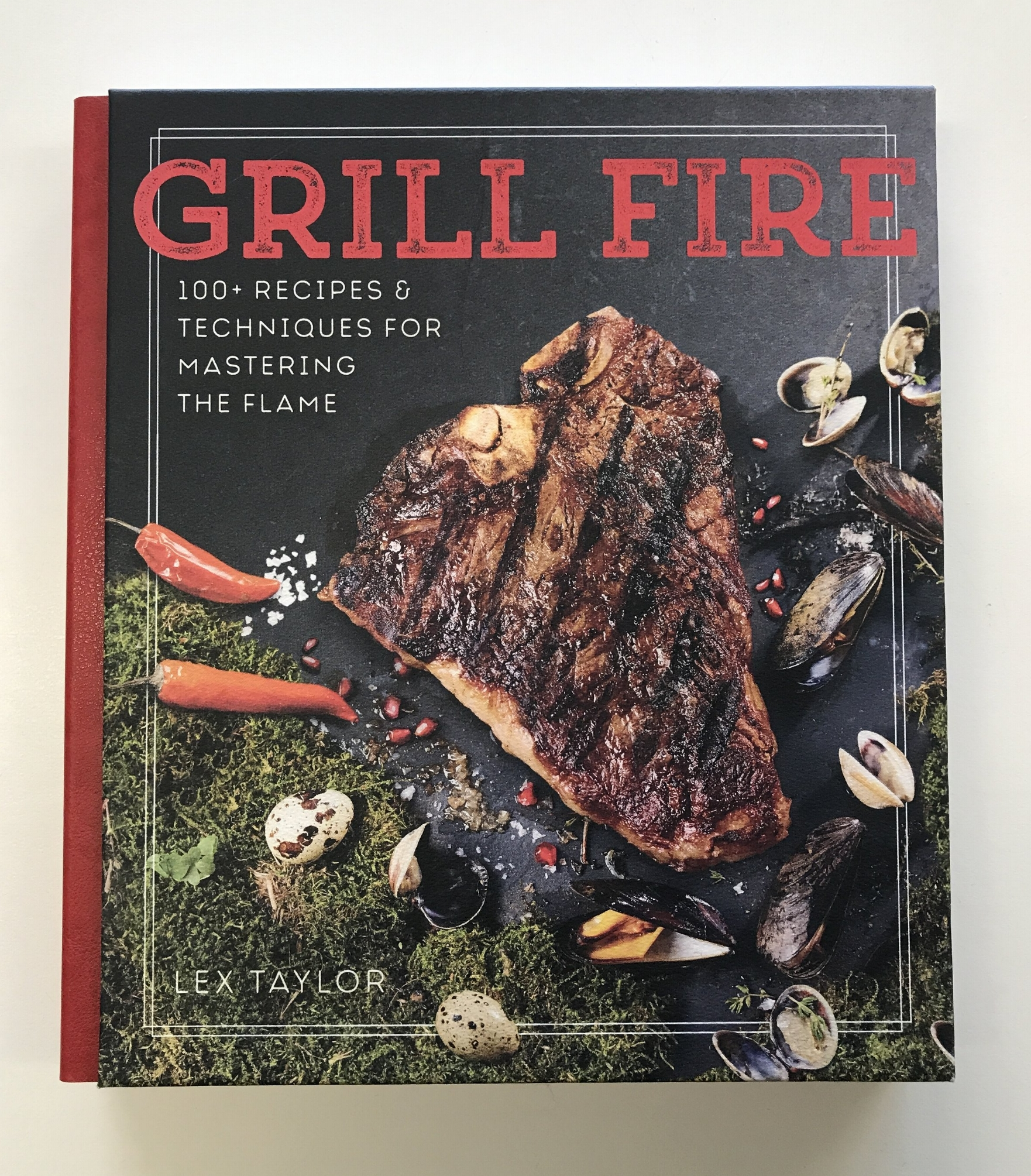 This cookbook is perfect for dads who love to grill and need inspiration for new recipes. There are great recipes for burgers, hot dogs, and seafood as well as sauces and toppings for those dishes. $24.95