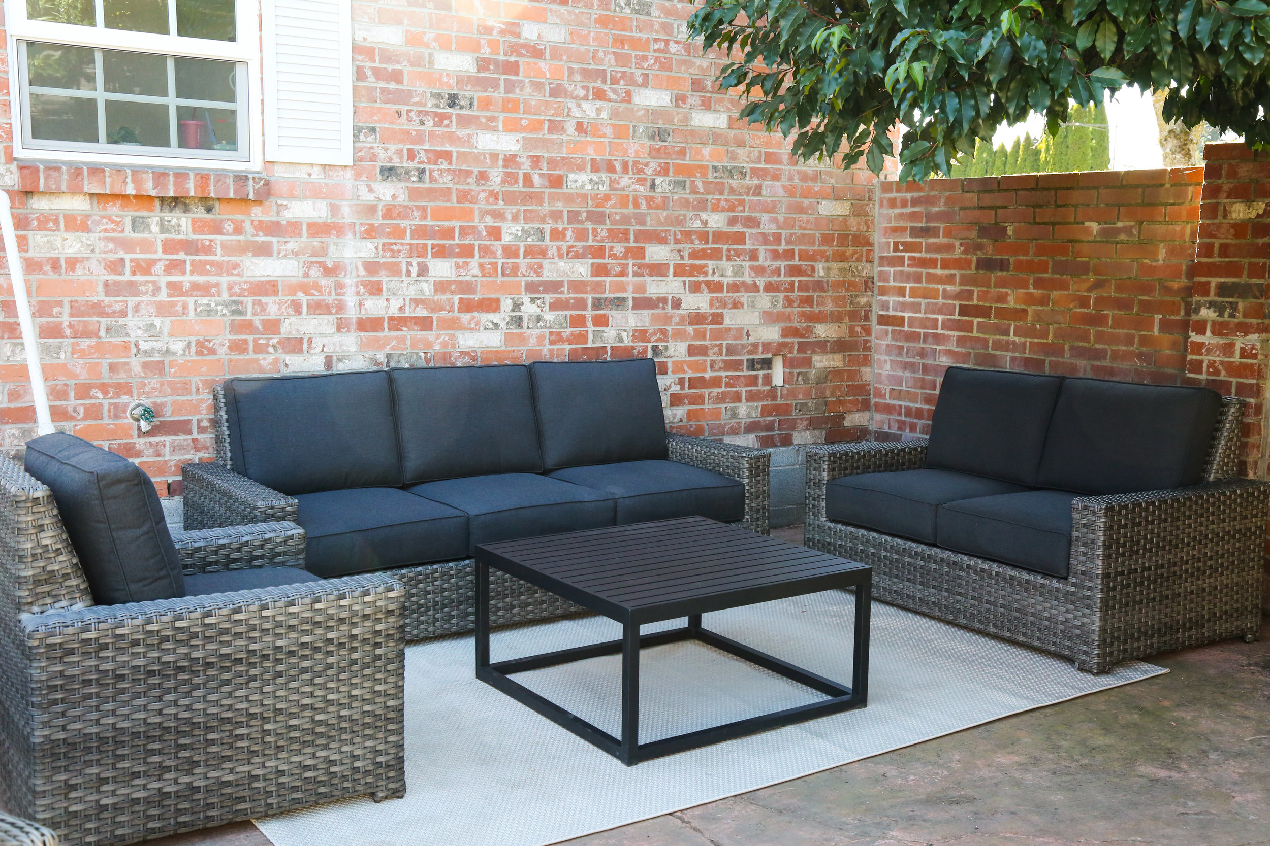 Patio Furniture - High quality long lasting furniture.