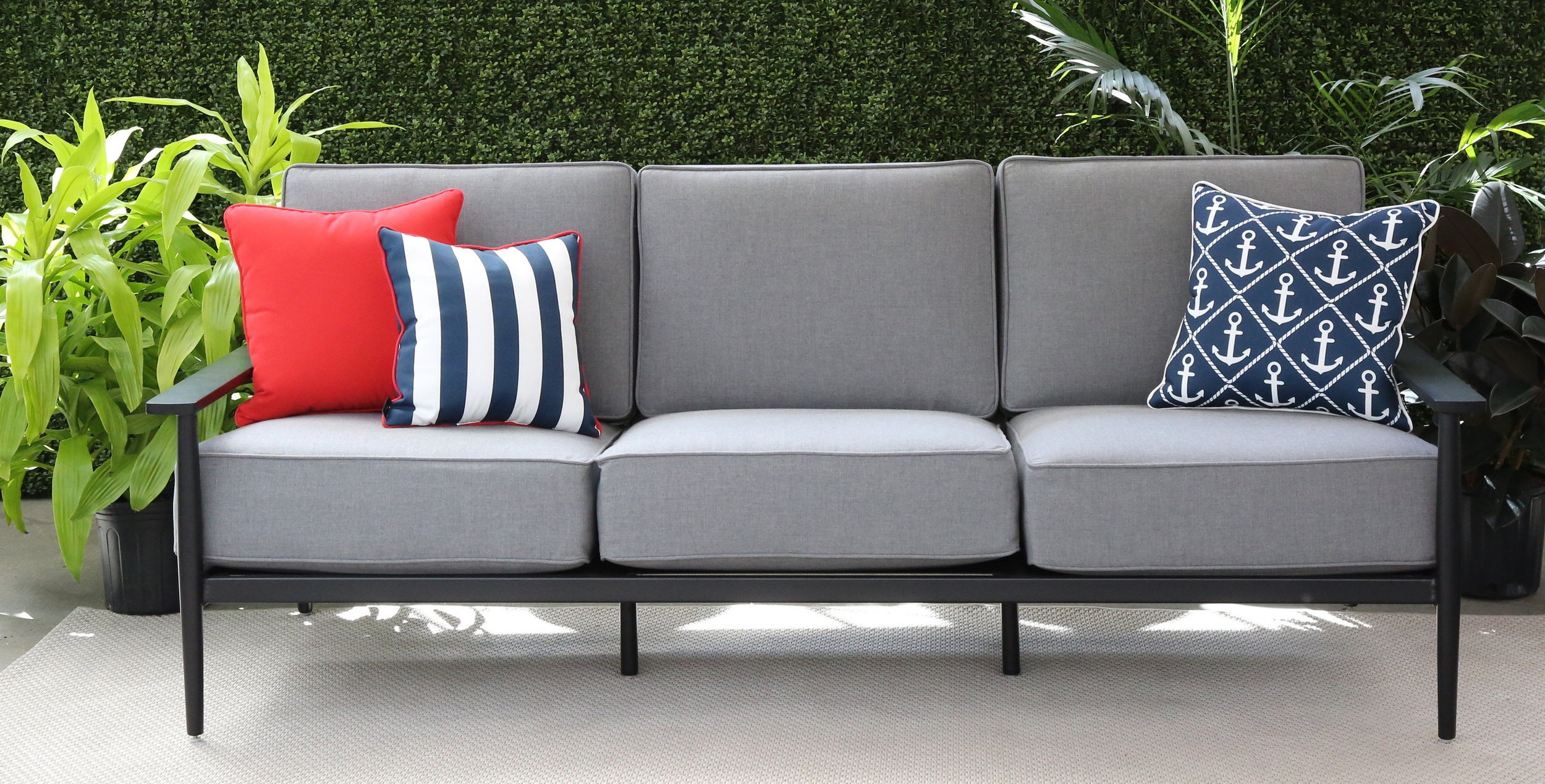 Outdoor furniture from watson's -