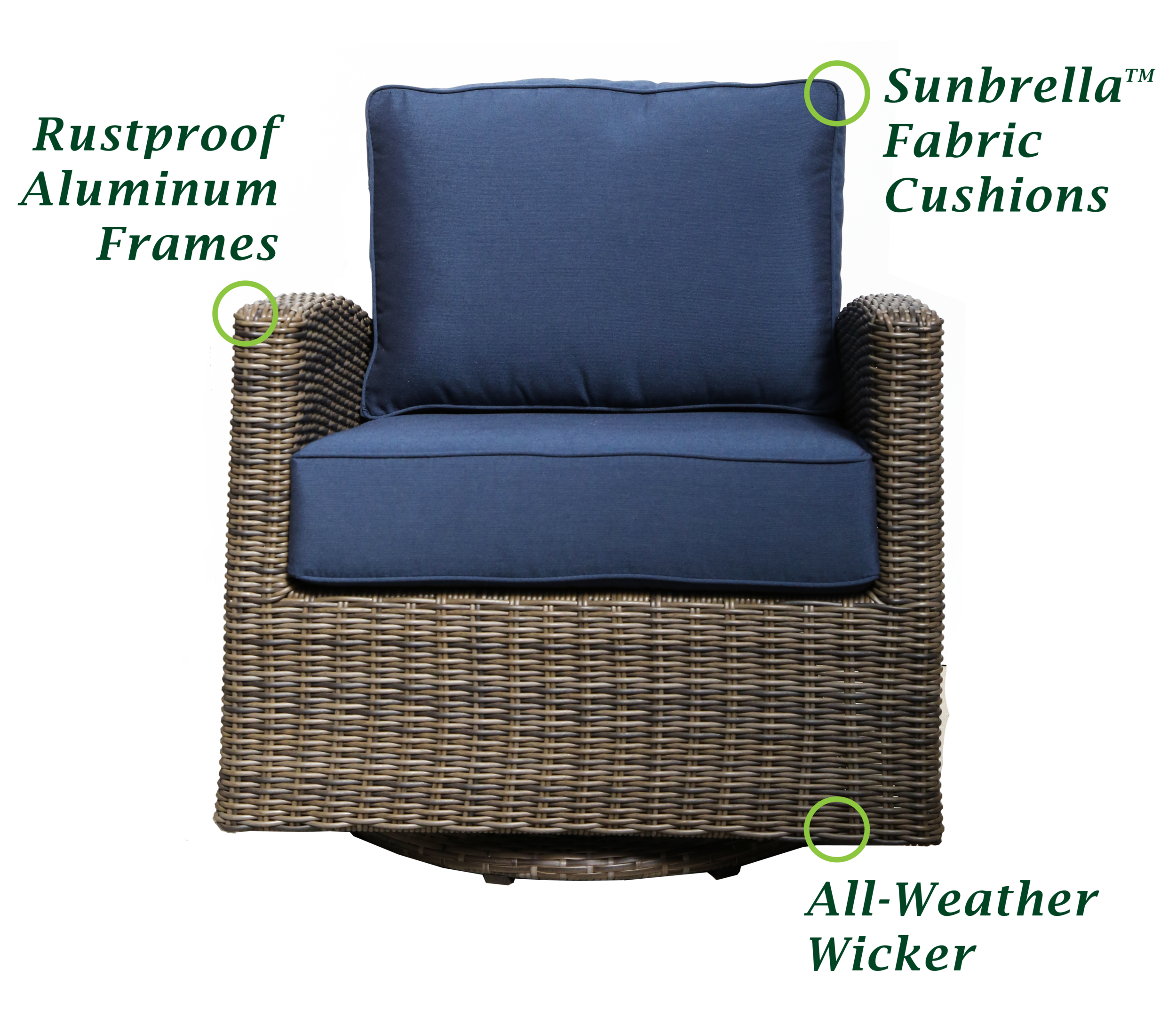 Many Factors Come Into Play When Purchasing The Right Outdoor Furniture, So  Weu0027ve Marked Every Check Box On Your Must Have List For Furnishings Tough  Enough ...
