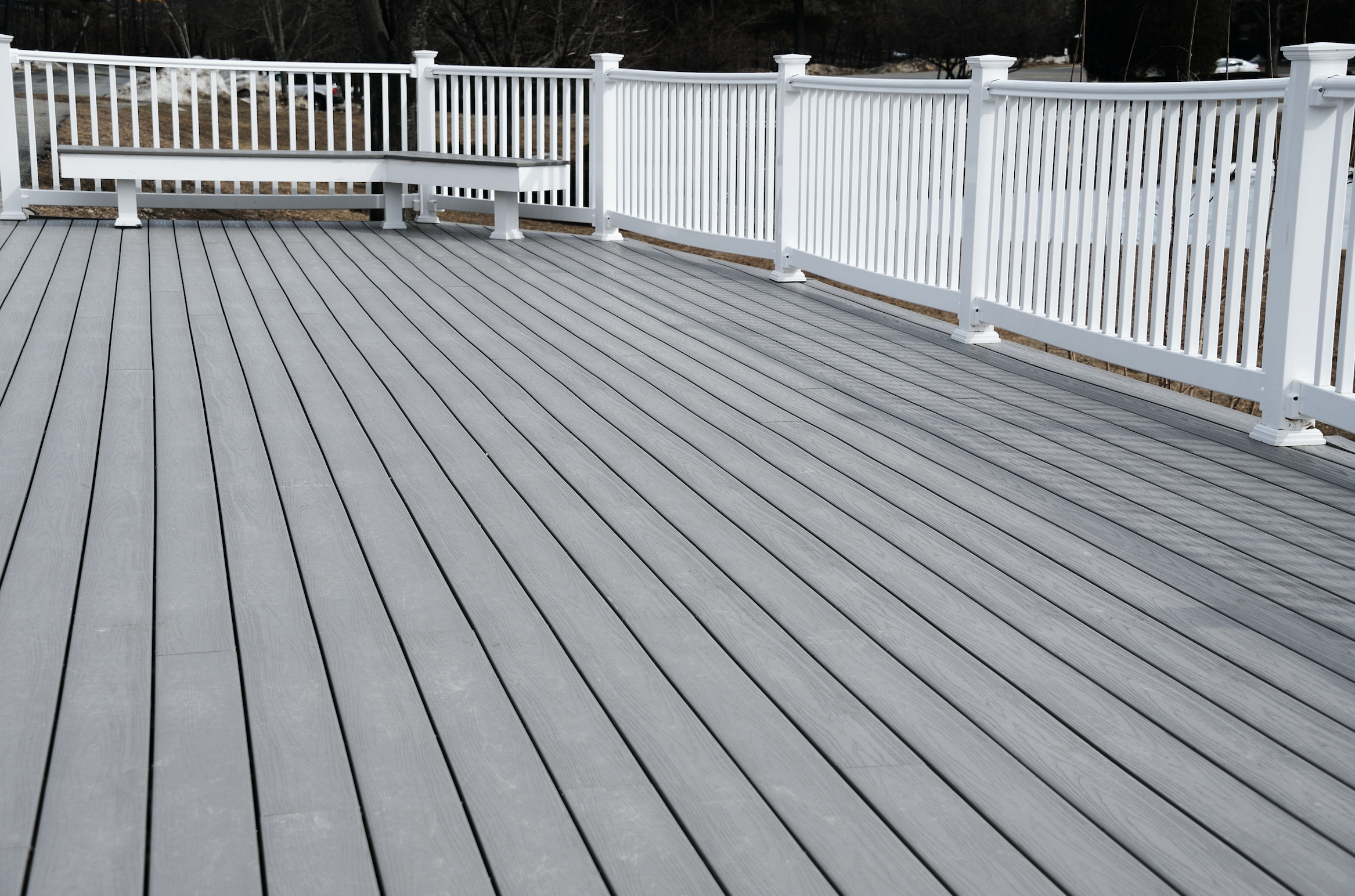 Decks and Patios -