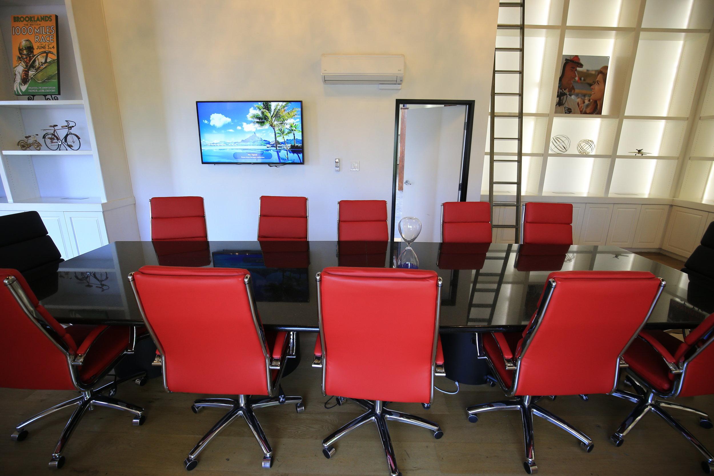 Executive Boardroom with AV