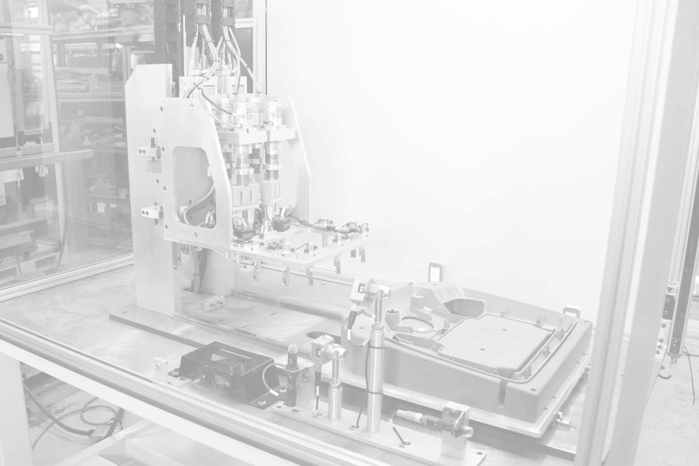 MACHINING AND FABRICATION - At Tucker Industries, we have full machining and fabricating capabilities in-house, allowing us to control quality and schedule from start to finish.