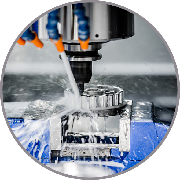 MACHINING AND FABRICATION - At Tucker Industries, we have full machining and fabricating capabilities in-house, allowing us to control quality and schedule from start to finish. Our machining services include CNC machining, CNC turning, conventional milling and turning and surface grinding. We also specialize in NAAMS components for automotive machine builders.Fabrication services include plasma cutting, GMAW/GTAW welding and production saw cutting.