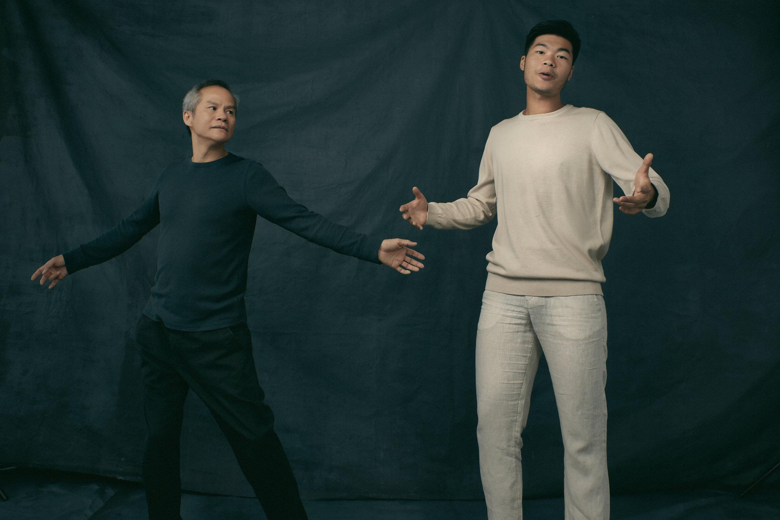 Shu-Wing Tang and Jason Wu, 9GAG HQ, 24th Nov 2018