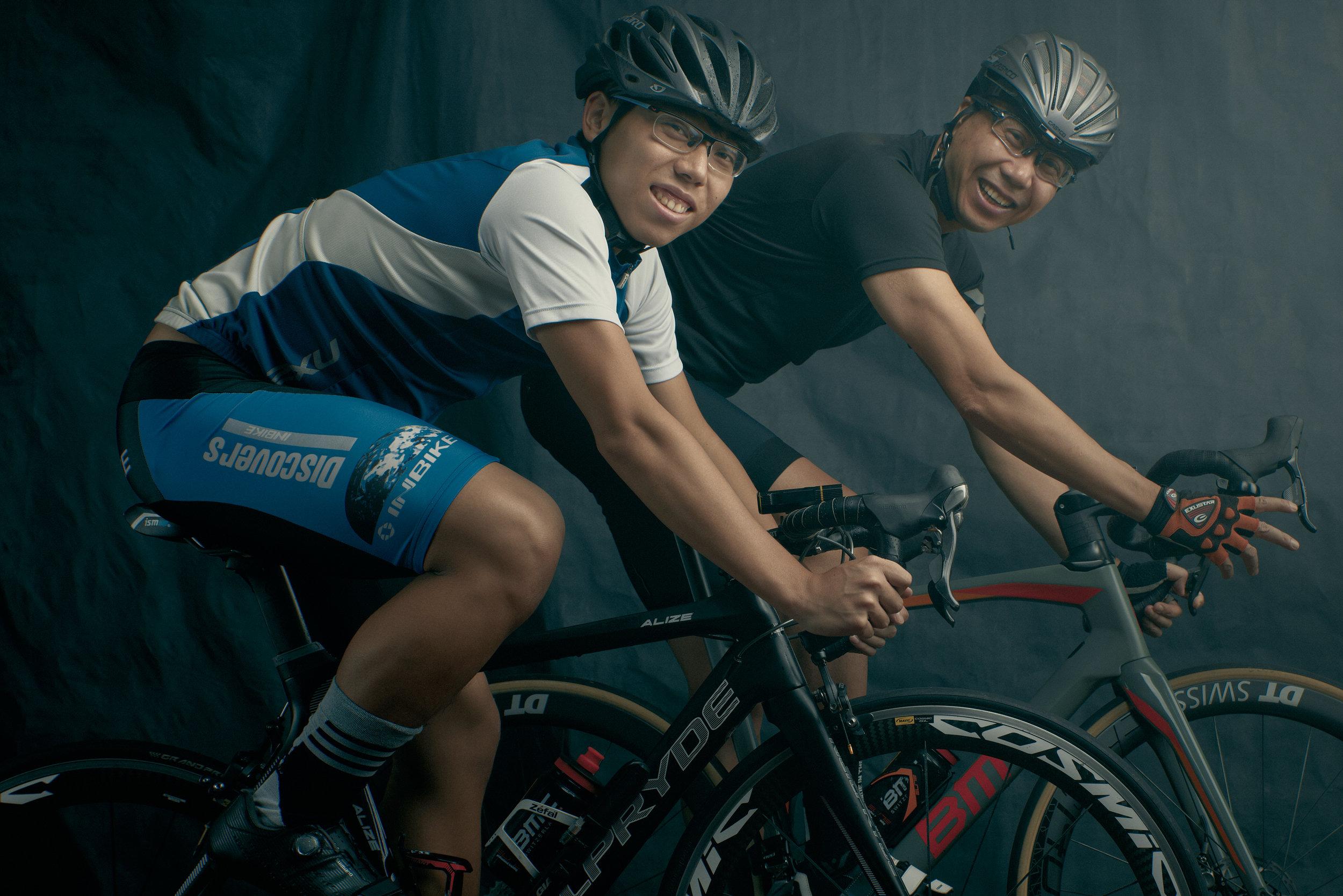 Cycling Bonding, Ricci Hall Sitting Room, 29th Sep 2018