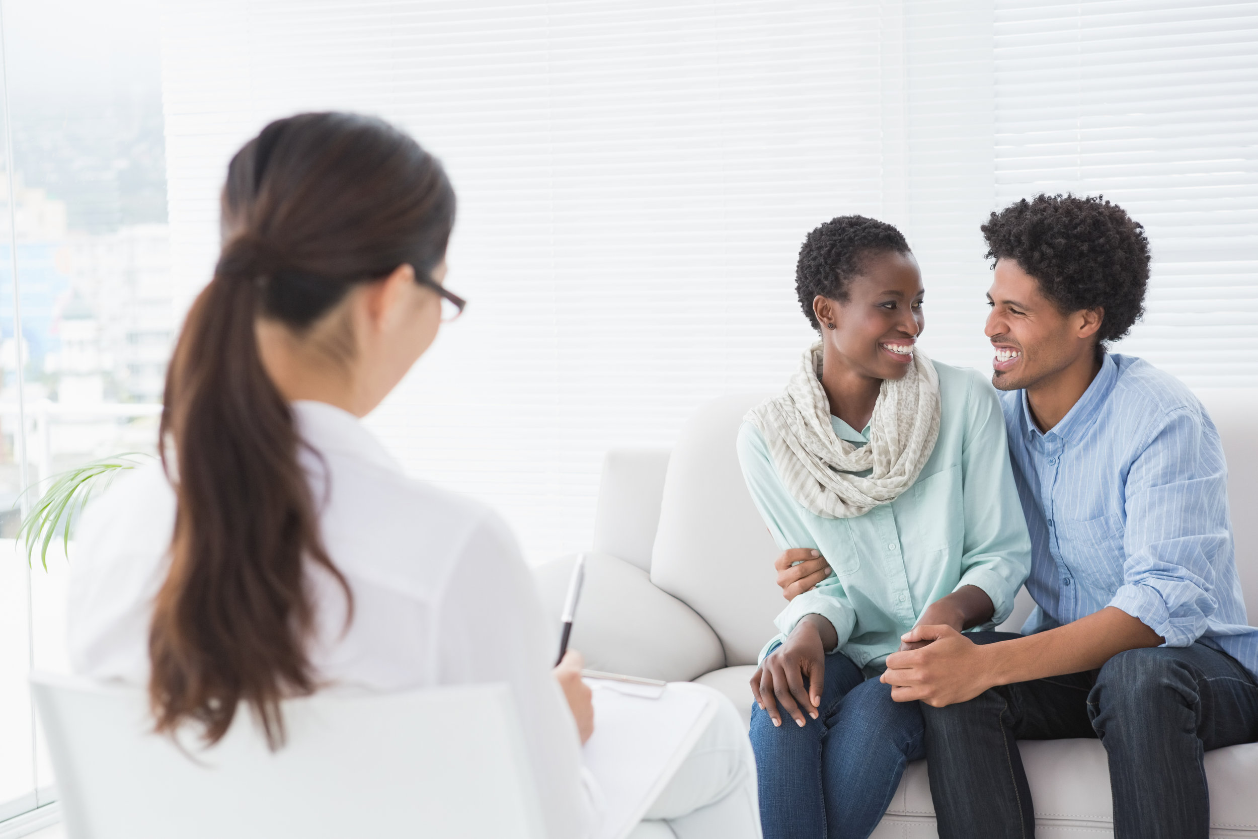EFT trained therapists - Looking to heal or strengthen a relationship that's causing pain? An EFT trained therapist can work with you to help you find your way back to each other and build a safer, more secure partnership.