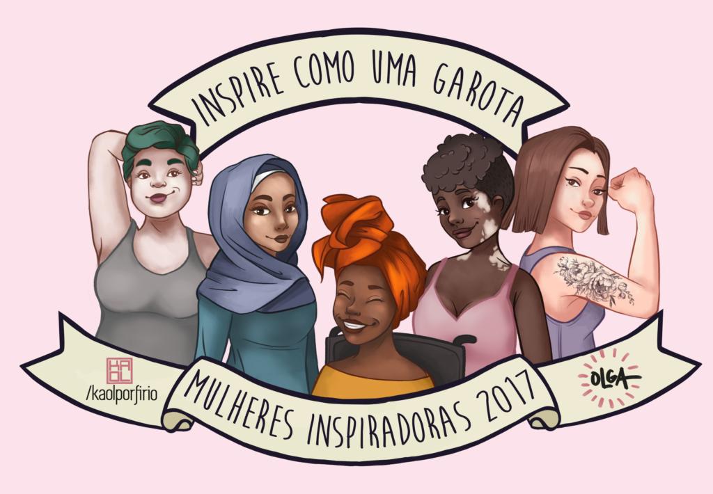 Think Olga |  Mulheres inspiradoras de 2017