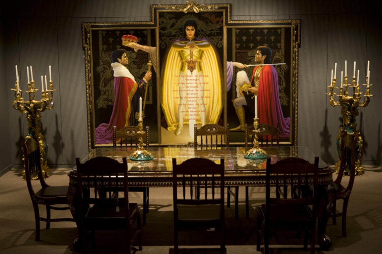 Michael Jackson Exhibition for Julien's Auctions, Los Angeles