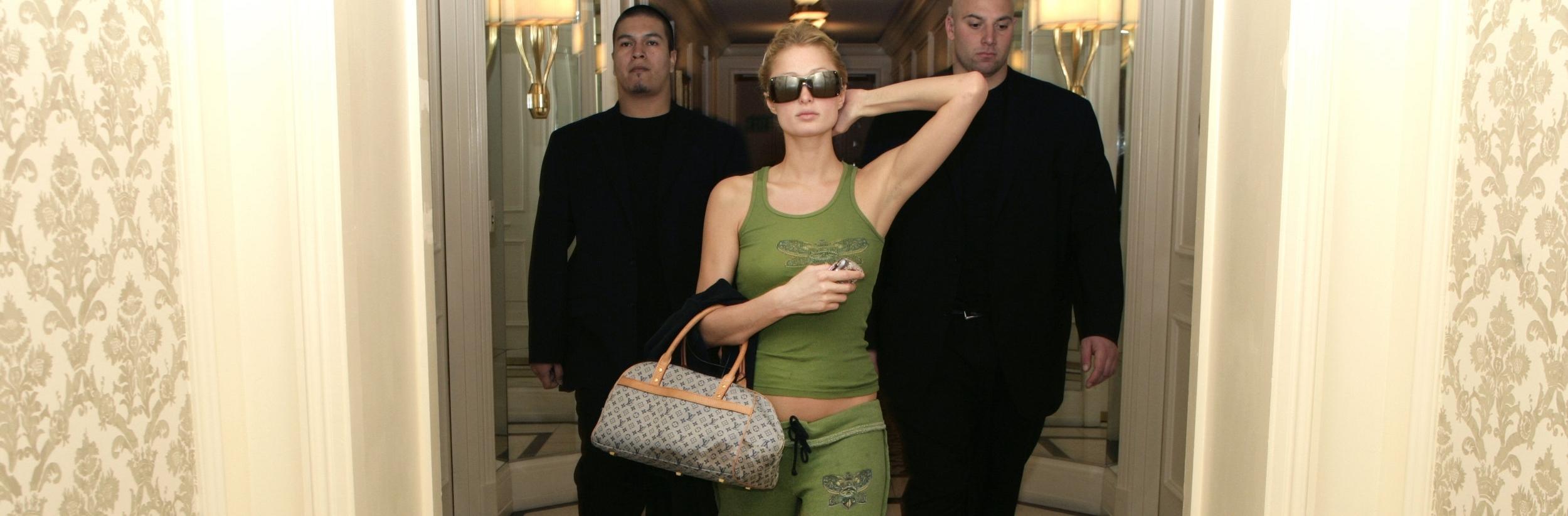 Paris Hilton/ Las Vegas for Hilton