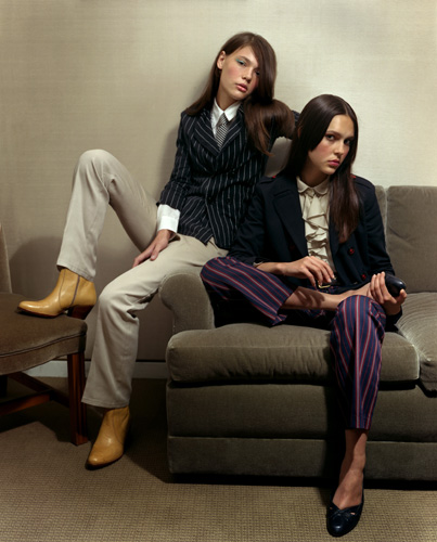 Olga & Agneska for Sotheby's