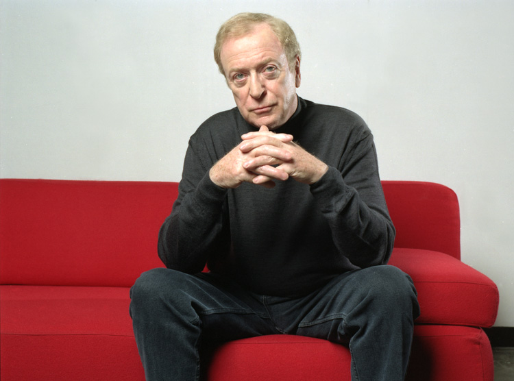 Michael Caine for Parade