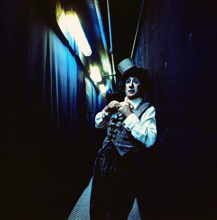 Cirque du Soleil for Stern Magazine