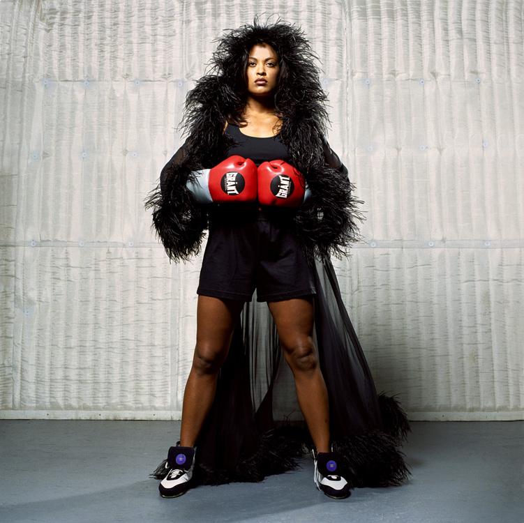 Leila Ali for LA Times Magazine