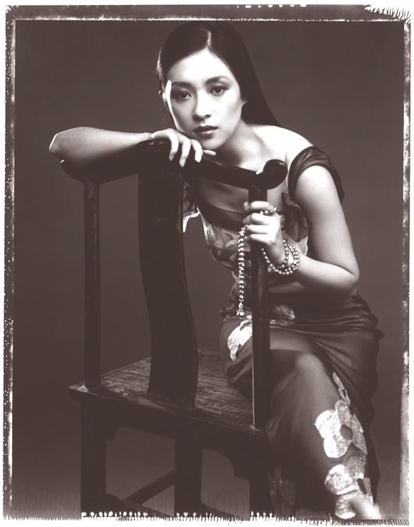 Zhang Ziyi for LA Times Magazine