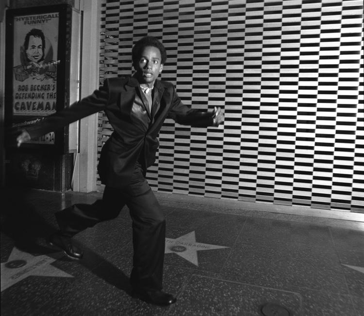 Hill Harper for LA Times Magazine