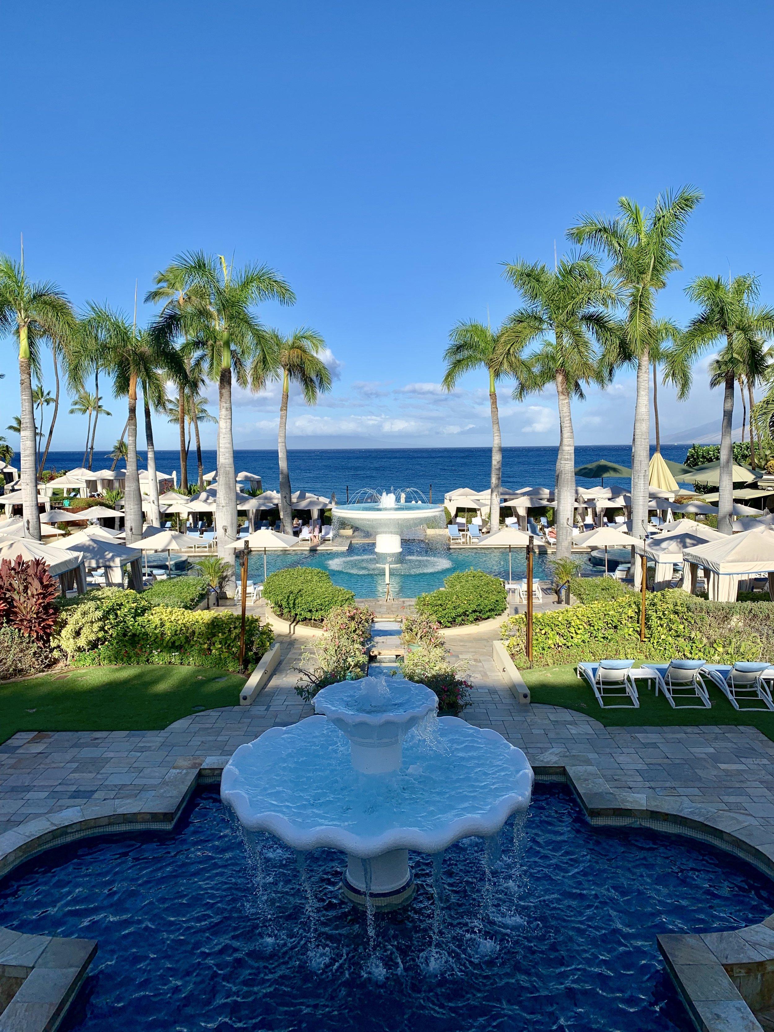 The Four Seasons, Maui
