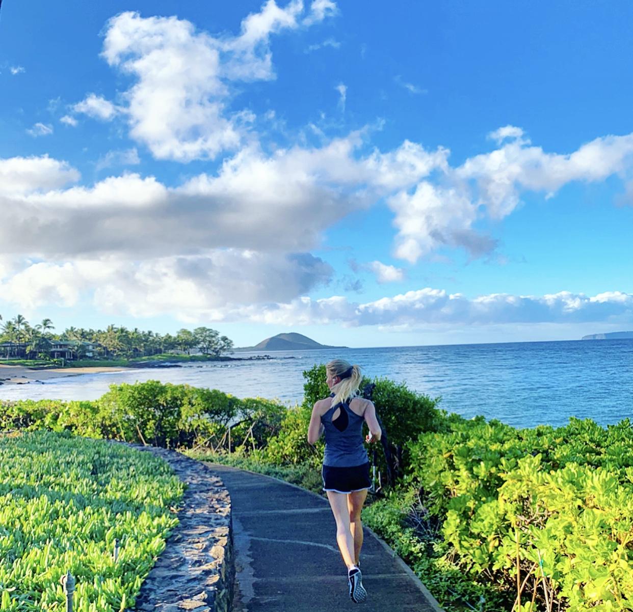 Beach Pathway Run