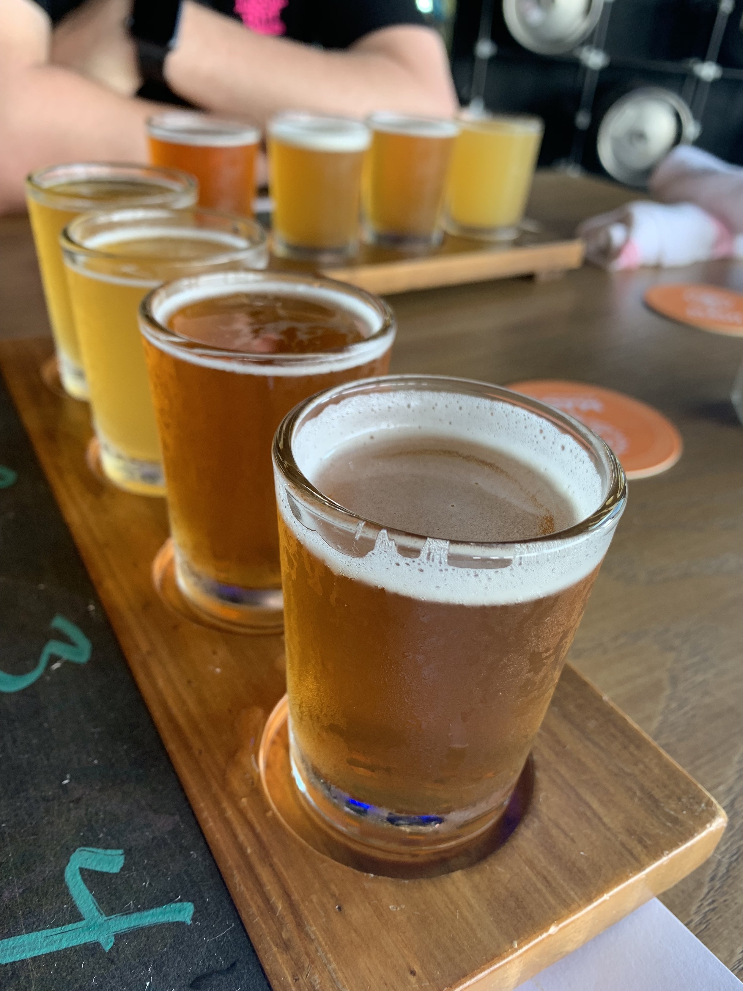 Maui Brewing Beer.JPG