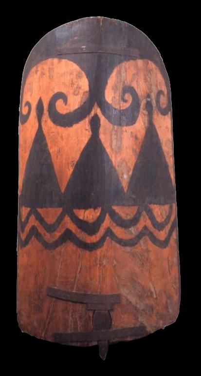 Shield © Nationaal Museum van Wereldculturen | The Netherlands